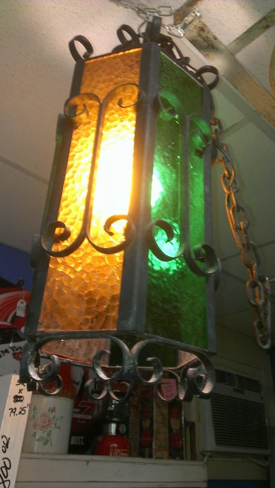 Old Is Better Than New - Used old Vintage Antique Light Fixtures ...