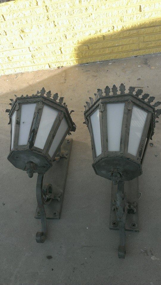Old Is Better Than New Used Old Vintage Antique Light