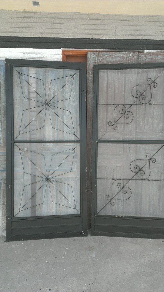 Click on bottom right corner picture for size and price - Old Is Better Than New - Antique Vintage Old Texas Wood Or Metal