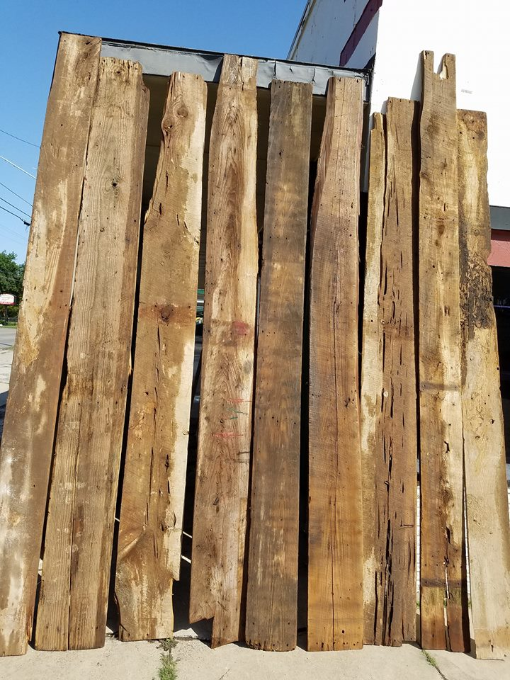 Old is better than new reclaimed wood lumber old for Barnwood plywood