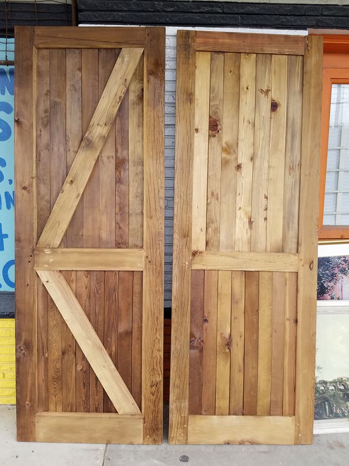 SOLD · coupon price 520 click on picture for info. & Old Is Better Than New - Barn Doors Sliding Barn Doors and Custom ...