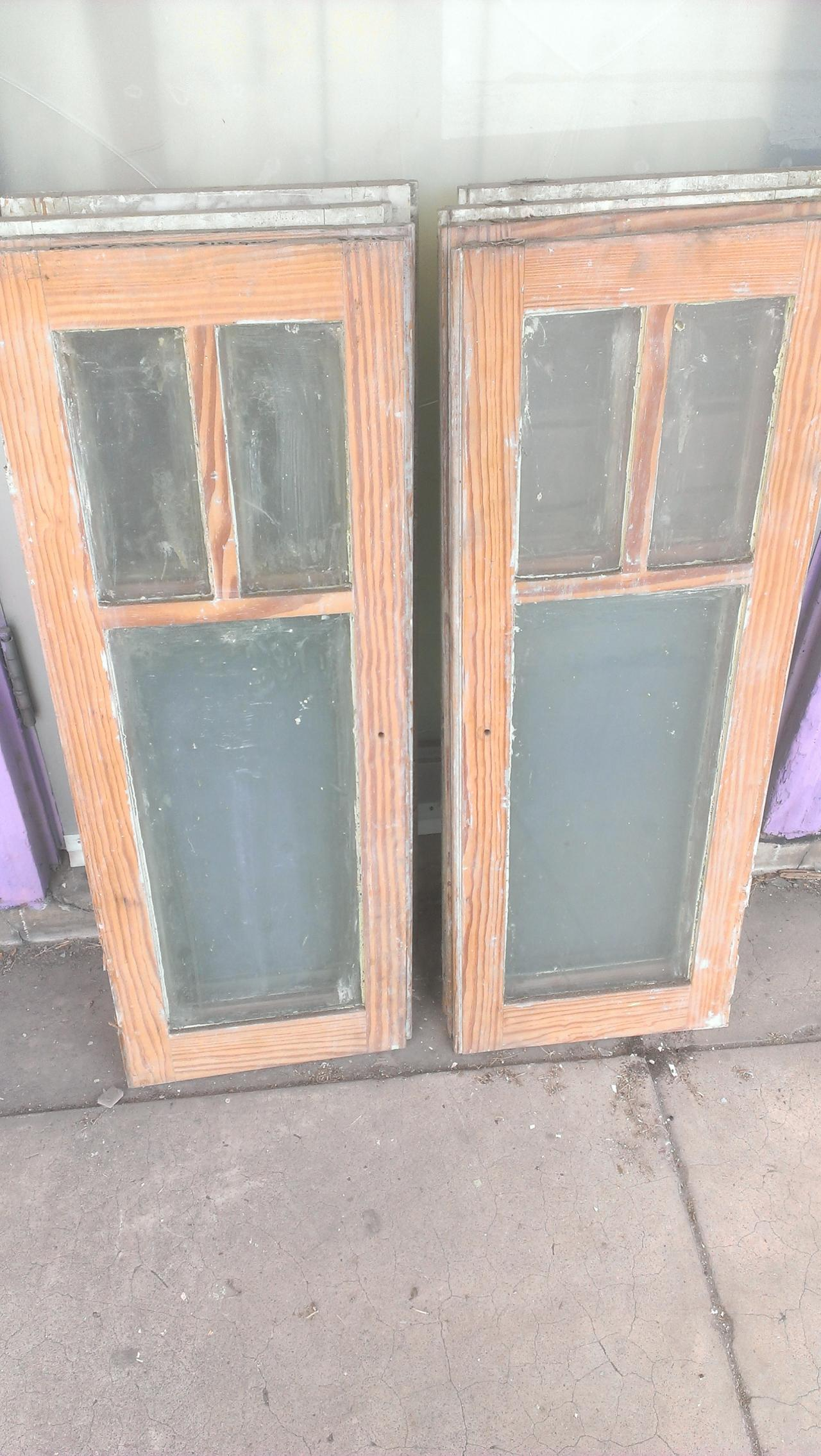 Old Is Better Than New Antique Vintage Old Reclaimed Wood Windows